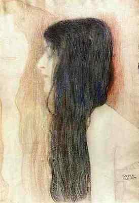 Gustav Klimt 99 5 A4 Print
