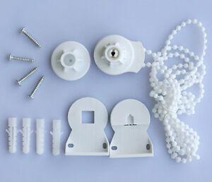 reparatur set seitenzug kettenzug ersatzkette f r rollo 25mm neu deutsche post ebay. Black Bedroom Furniture Sets. Home Design Ideas