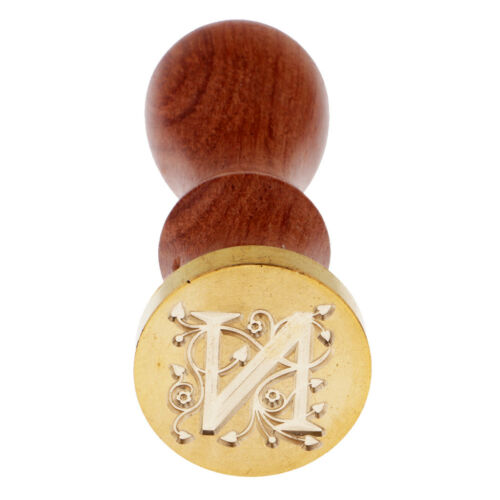 Classic 26 Letter Alphabet Initial Sealing Wax Metal Head Stamp Party Invitation