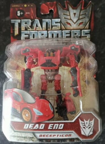 Transformers Dead End New Free Delivery