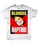 Debbie Harry New Wave BLONDIE Organic T Shirt RAPTURE 1980 CBGBs