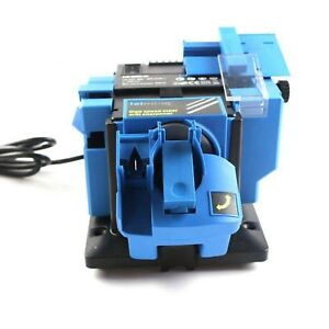Electric-Household-Sharpener-Tool-Multifunctional-Drill-Bit-Grinder-Scissors-New