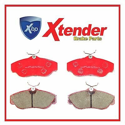 Discovery Front  Semi-Metallic Brake Pads For 1995-2004 Land Rover Range Rover