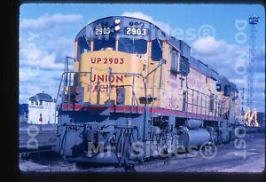 Original-Slide-UP-Union-Pacific-039-Dependable-Transportation-ALCO-C630-2903-amp-1