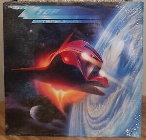 ZZ-Top-Vinyl-LP-Afterburner-1985-Warner-Bros-Records-Jacket-Still-in-Jacket-NM