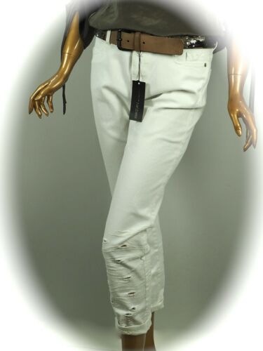 N3//38 N4//40 N5//42 N6//44  NEU Marccain Sports 3//4 Jeans Hose mit Schlitzen Gr