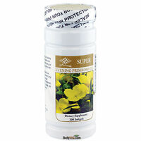 Evening Primrose Oil 500 Mg 200 Softgels 3 Months Supply Made In Usa Global Ship