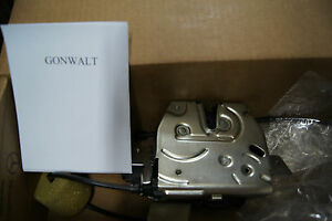 Mercedes benz 1647400500 tailgate hatch lock actuator for Mercedes benz ml350 door lock actuator