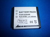 Replacement Battery For Kodak Klic-7004 K7004 Finepix F100fd F50fd