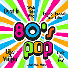 CD 80s Pop d'Artistes divers incl Beat It, Like A Virgin, Flashdance. and more