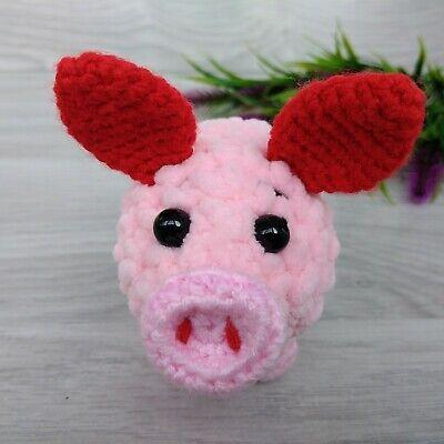 Amigurumi Baby Pig Free Pattern   Crochet pig, Baby pigs, Crochet ...   400x400
