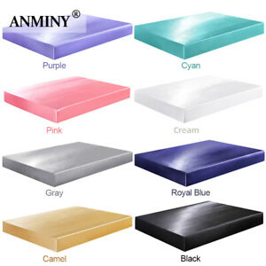 Fitted Sheets Bedding Mattress Covers//Protector Flat Sheets Single//Double//King