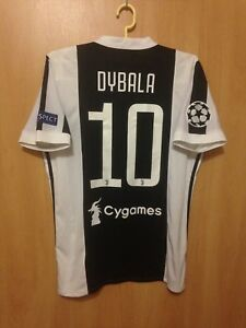 38d91ace2 JUVENTUS ITALY 2017 2018 HOME FOOTBALL SHIRT JERSEY MAGLIA CL PAULO ...
