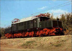 EISENBAHN-Motiv-Gueterzug-E-Lok-Lokomotive-Baureihe-254-Verkehrsmuseum-Dresden