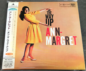 Ann Margret - ON THE WAY UP - Japan Mini-LP CD - BVCJ-37393 - OBI - EXC/NM!