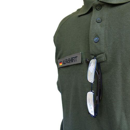 Tactical Poloshirt Alfa ISAF Mazar e Sharif 2008 Auslandseinsatz Bund #19119