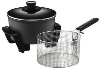 NEW Sunbeam 5L Multicooker Deep Fryer 1600W DF4500