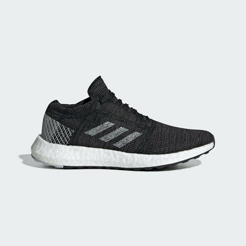 B75822 Women Pure boost GO W Running shoes black Sneakers