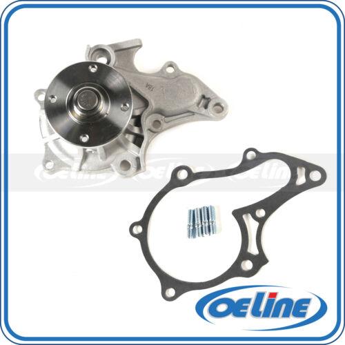 Fit 85-92 Chevrolet Geo Toyota Corolla 1.6L DOHC 4AGELC 4AGZE 4AGE Water Pump