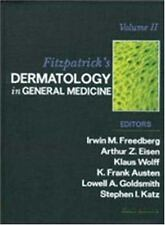 Fitzpatrick's Dermatology In General Medicine (Two Vol. Set)-ExLibrary