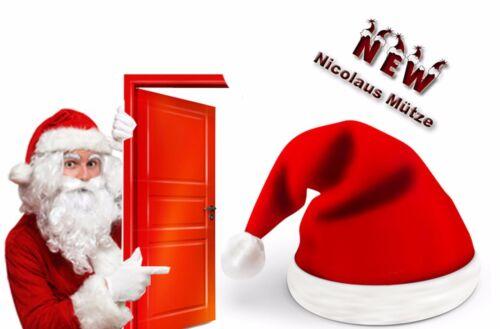 Nicolas Bonnet de Noël Bonnet de Noël Père Noël Bonnet Marché de Noël