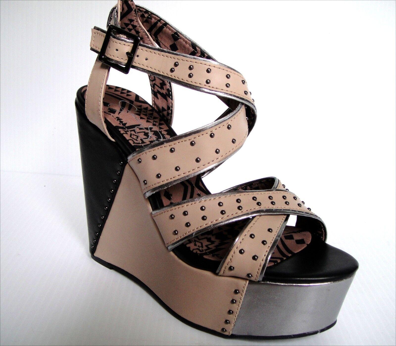 New Jessica Simpson Women's  Wedge  Sandal US size 8  Wedge EU 38 ecb5ad