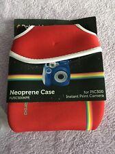 Polaroid Neoprene Pouch for Pic-300 Instant Print Camer  #PLPIC300NPR (Red)