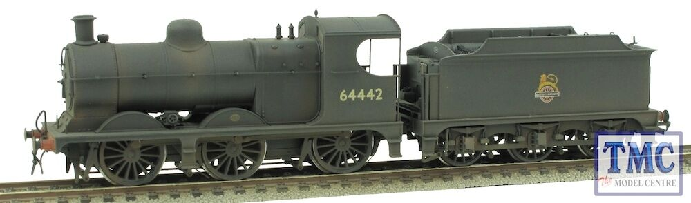 64442 Bachmann OO Robinson J11 BR Parts Coal Shed 36D Renumbered & TMC Weathered