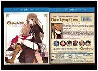 Okami-san Her Seven Companions: Complete Series (brand 4-disc Blu-ray/dvd