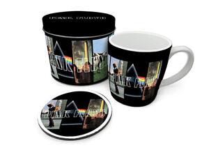 Boxed Gift Set - Mug & Coaster a Gift Tin - PINK FLOYD - 85533