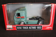 Speedy Power Mercedes-Benz Actros Truck 1:32 Metallic Green (JS)