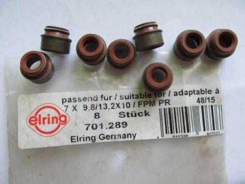 tiges de soupape ELRING 701.289 pour BMW-Citroen... Jeu de joints d/'étanchéité