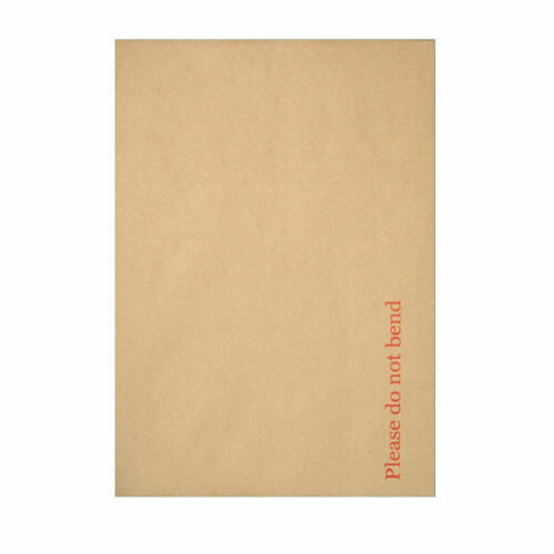 C6 C5 C4 C3 in Sizes Brown colour CHEAP Board Backed Envelopes For A3 A4 A5 A6