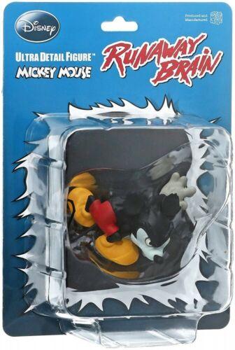 Figura Di Mickey Mouse FUGGITIVO brainultra dettaglio SERIE UDF-129//Medicom giocattolo