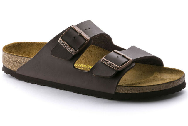 Birkenstock Arizona in Brown (Art:051701) - Cork Sandals