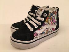 bd581c05406c51 item 8 VANS Classic Sk8 Hi Toddler Size 5 Dallas Clayton Slip on Skate  shoes Unicorn -VANS Classic Sk8 Hi Toddler Size 5 Dallas Clayton Slip on Skate  shoes ...