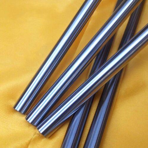 6mm Dia CNC Linear Rail Cylinder Shaft Optical Axis Smooth Rod Cylinder Shaft x2