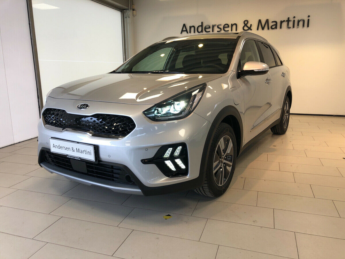 Kia Niro 1,6 HEV Advance DCT 5d