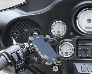 """Galaxy /""""S/"""" RAM Harley-Davidson Mirror Post Mount for iPhone All Original Size"""