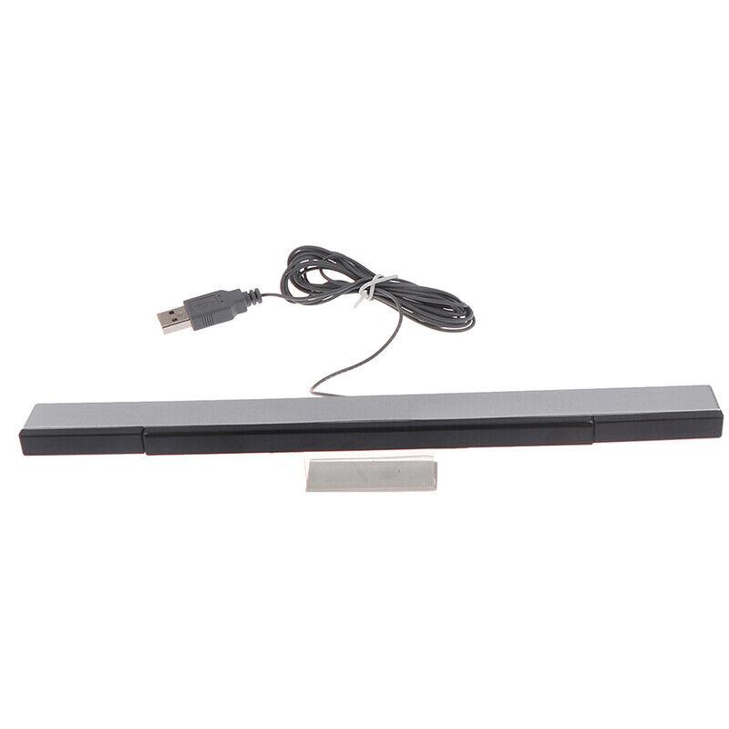 Wii Sensor Bar Wired Receivers IR Signal Ray USB Plug Replacement for Nitendo.ji
