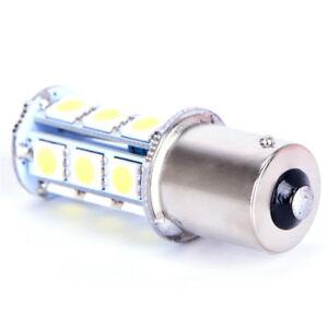 Coche-Auto-S25-1156-BA15S-P21W-18-LED-SMD-5050-Blanco-Senal-de-Vuelta-Bombilla-Lam-KJ