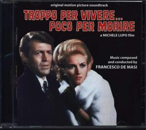 Troppo per vivere... poco per morire - Francesco De Masi (cd) Digit Movies