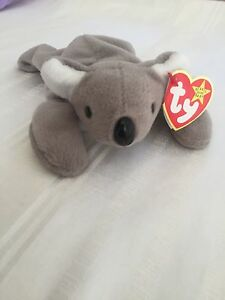 68855281b Details about Ty Rare&Retired Mel style#4162 The Koala Beanie Baby