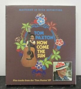 TOM-PAXTON-How-Come-The-Sun-CD-ALBUM-amp-CARD-OUTER