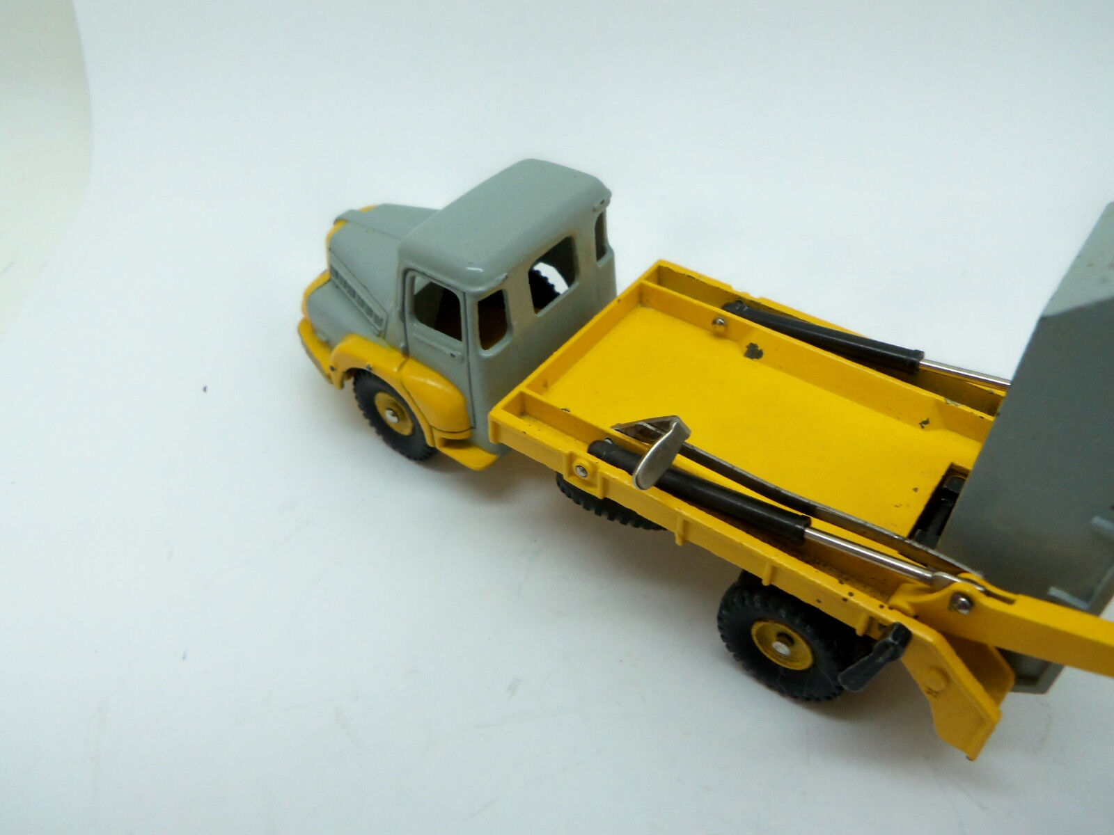 FRENCH DINKY SUPERTOYS SUPERTOYS SUPERTOYS 895 Truck UNIC MULTIBENNE MARREL-VN Comme neuf-pas atlas | Bradées  | D'adopter La Technologie De Pointe  | Moderne  6a470b