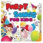 Party Songs for Kids by Various Artists (CD, Jun-2012, Music Design)