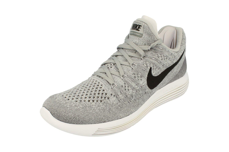 Nike lunarepic bajo Flyknit 2 Hombre Zapatos Para Correr Entrenadores Zapatos Hombre Zapatillas 863779 002 e86678