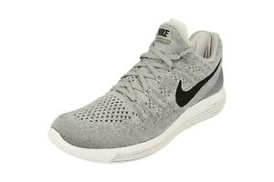 b605d2f1fc8a Nike Lunarepic Low Flyknit 2 Mens Running Trainers 863779 Sneakers ...