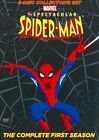 Spectacular Spider Man The Complete First Season 2 Di 2009 Region 1 DVD