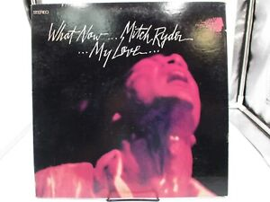 MITCH RYDER What Now My Love 1967 Dynovoice DY-31901 Stereo LP VG+ cover VG+